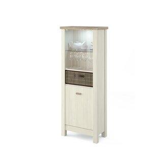 Zhenya Welsh Dresser With Lighting By Ebern Designs