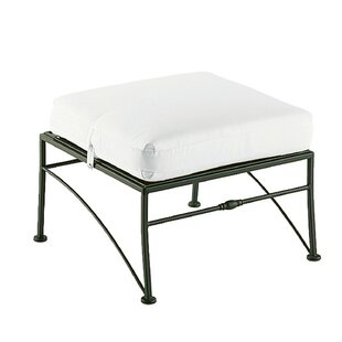 Woodard Sheffield Ottoman