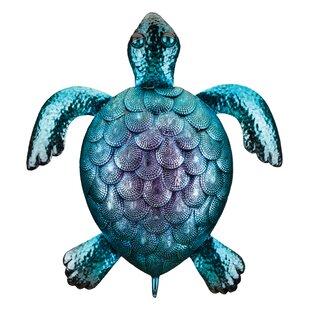 Mystic Sea Turtle Wall Decor By Regal Art & Gift