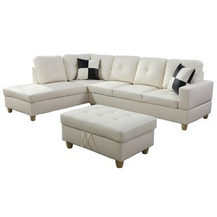 Amazing Wellington Living Room Sectional With Ottoman Machost Co Dining Chair Design Ideas Machostcouk