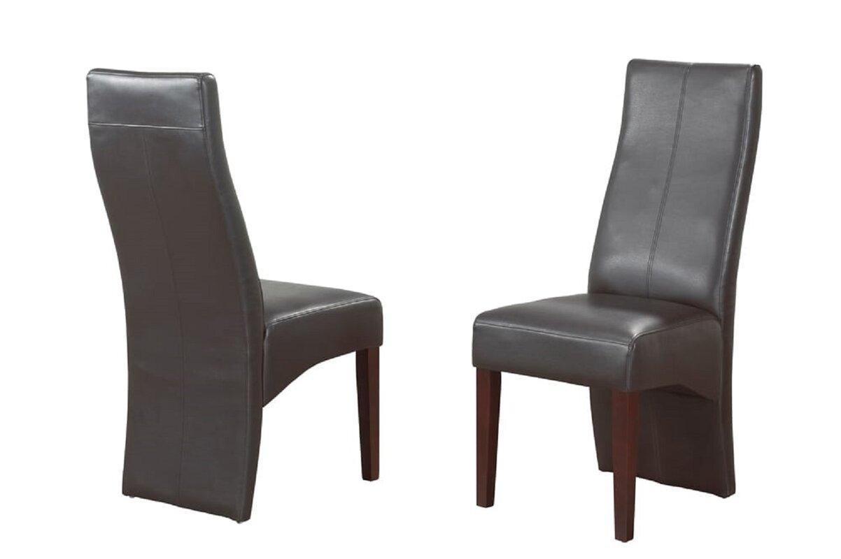 Latitude Run Dnajah Upholstered Parsons Chair