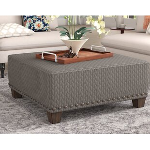 Guerro Cocktail Ottoman by Darby Home Co
