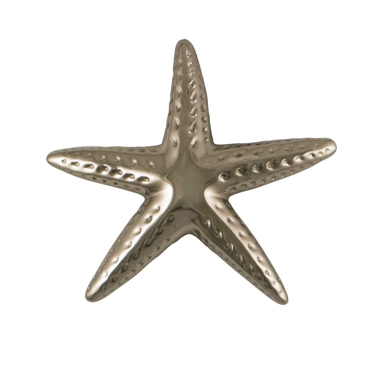 Anchor Door Knocker Nickel Silver Standard Size