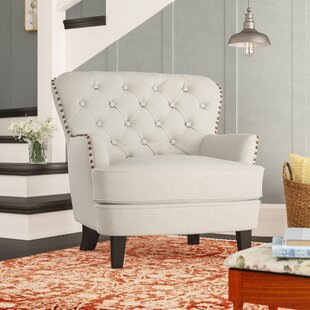 Parmelee Wingback Chair ByLark Manor