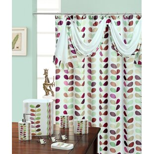 Price Check Mosaic Decorative Shower Curtain By Daniels Bath