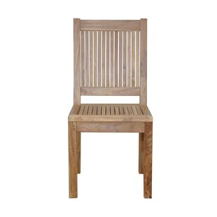 Chester Teak Patio Dining Chair