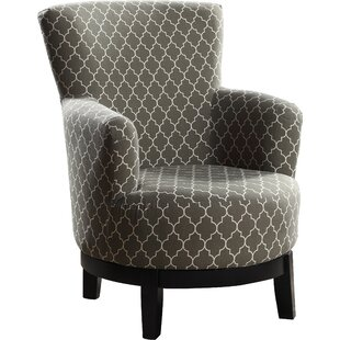 Nathaniel Home London Swivel Armchair