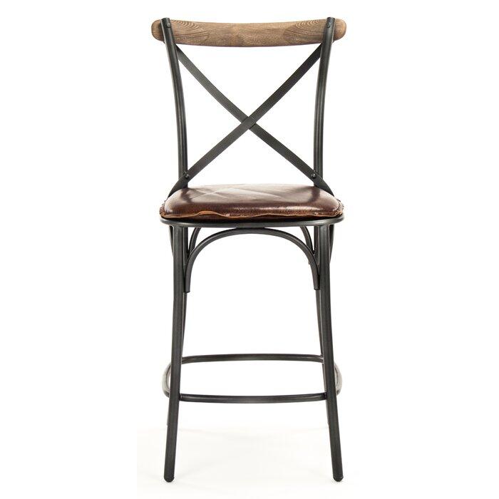 Incredible Zain Counter Height Bar Stool Inzonedesignstudio Interior Chair Design Inzonedesignstudiocom