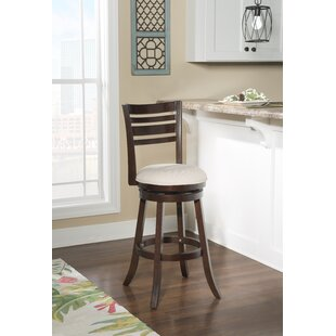 Affordable Buckelew 29 Swivel Bar Stool by Charlton Home Reviews (2019) & Buyer's Guide