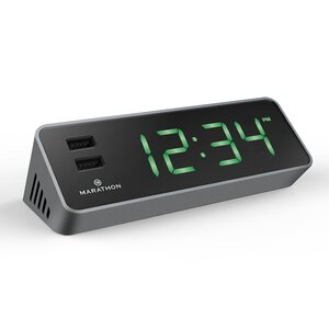 LED Tabletop Clock