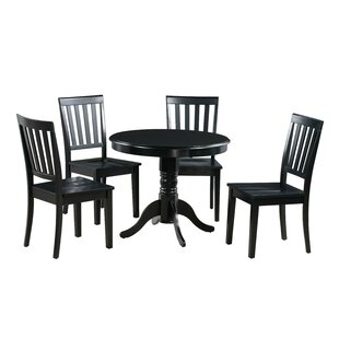 Erica 5 Piece Solid Wood D..