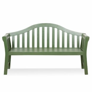 Berrett Wooden Bench By Sol 72 Outdoor