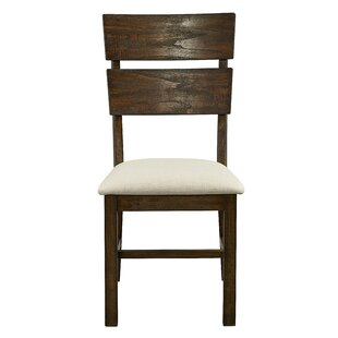 Cayuse Upholstered Dining Chair (Set of 2..