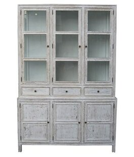 Colonial China Cabinet by Noir