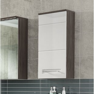 Cosmo II 35 X 75cm Wall Mounted Cabinet By Belfry Bathroom