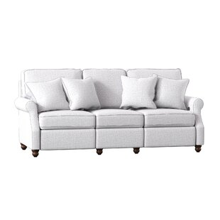 Doug Reclining Sofa by Wayfair Custom Upholstery™