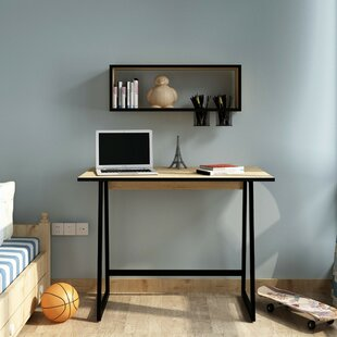 Quito 2-Piece Rectangle Desk Office Suite By 17 Stories