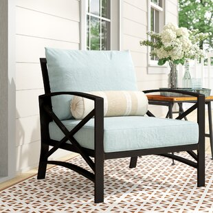 Farmhouse Rustic Outdoor Lounge Chairs Birch Lane