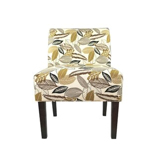 MJL Furniture Samantha Button Slipper chair