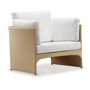 Cerise Lounge Chair with C..