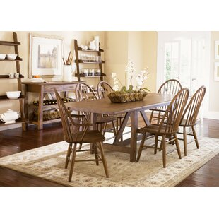 Claybrooks 7 Piece Dining Set by Gracie O..