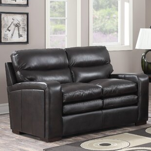 Top Reviews Womac Leather Loveseat by Latitude Run Reviews (2019) & Buyer's Guide