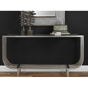 Review Rhys Console Table By Orren Ellis