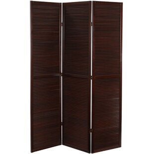 Salazar 3 Panel Room Divider by Bloomsbury Market