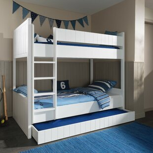 Aponte European Single Bunk Bed By Harriet Bee
