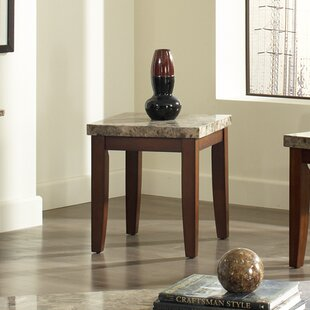 Lawhon End Table by Millwood Pines