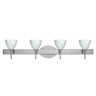 Latitude Run Cavan 4-Light Vanity Light