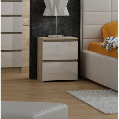 Nachttisch Ordonez | Schlafzimmer > Nachttische | Holzwerkstoff | Urban Facettes