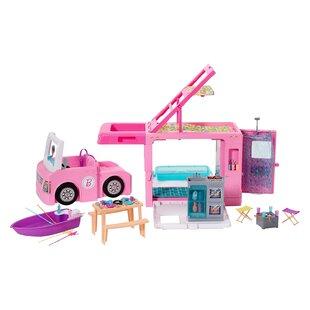 Barbie Doll Dream House Wayfair