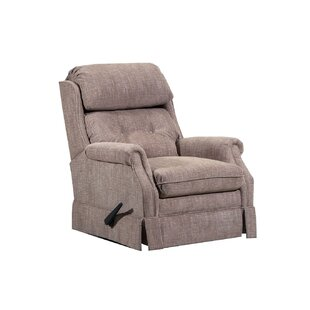 Wilken Manual Swivel Glider Recliner