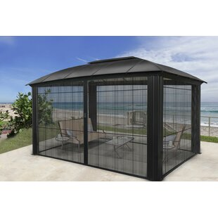 Siena Metal Patio Gazebo b..