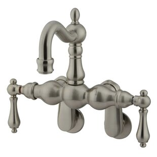 Kingston Brass Vintage Wall Mount Clawfoot Tub Faucet