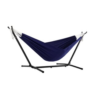 Double Camping Hammock with Stand