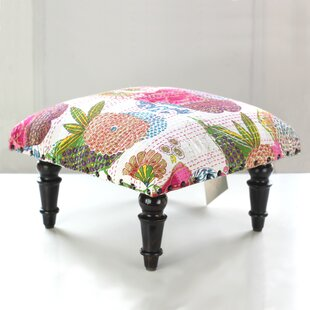 Kantha Vanity Stool by Melange Home