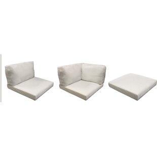 Monaco 23 Piece Outdoor Cushion Set By TK Classics