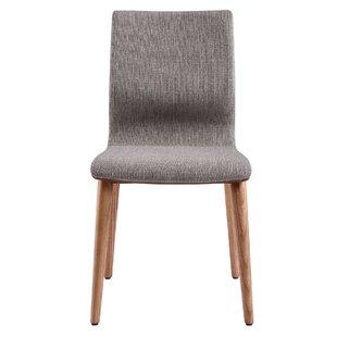 Corrigan Studio CamborneMid-Century Upholstered Dining Chair (Set of 2)