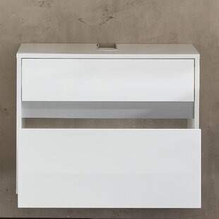 Tollison 67 X 52 Wall-Mounted Under Sink Cabinet By Metro Lane
