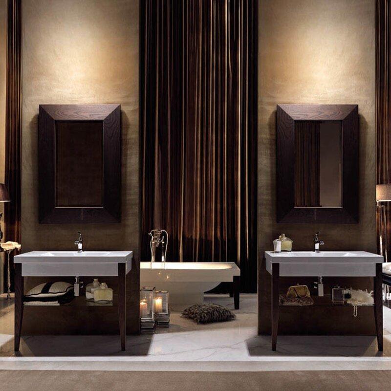 Ws Bath Collections Bentley 32 Quot Single Wood Bathroom Vanity Set Perigold