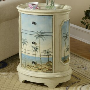 Shop for Alfred End Table With Storage By Highland Dunes