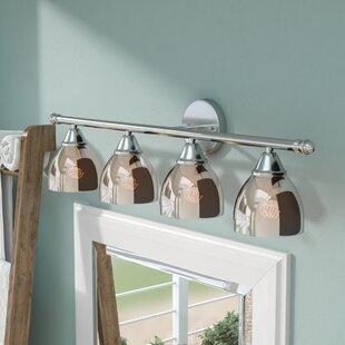 Brayden Studio Palumbo 4-Light Vanity Light