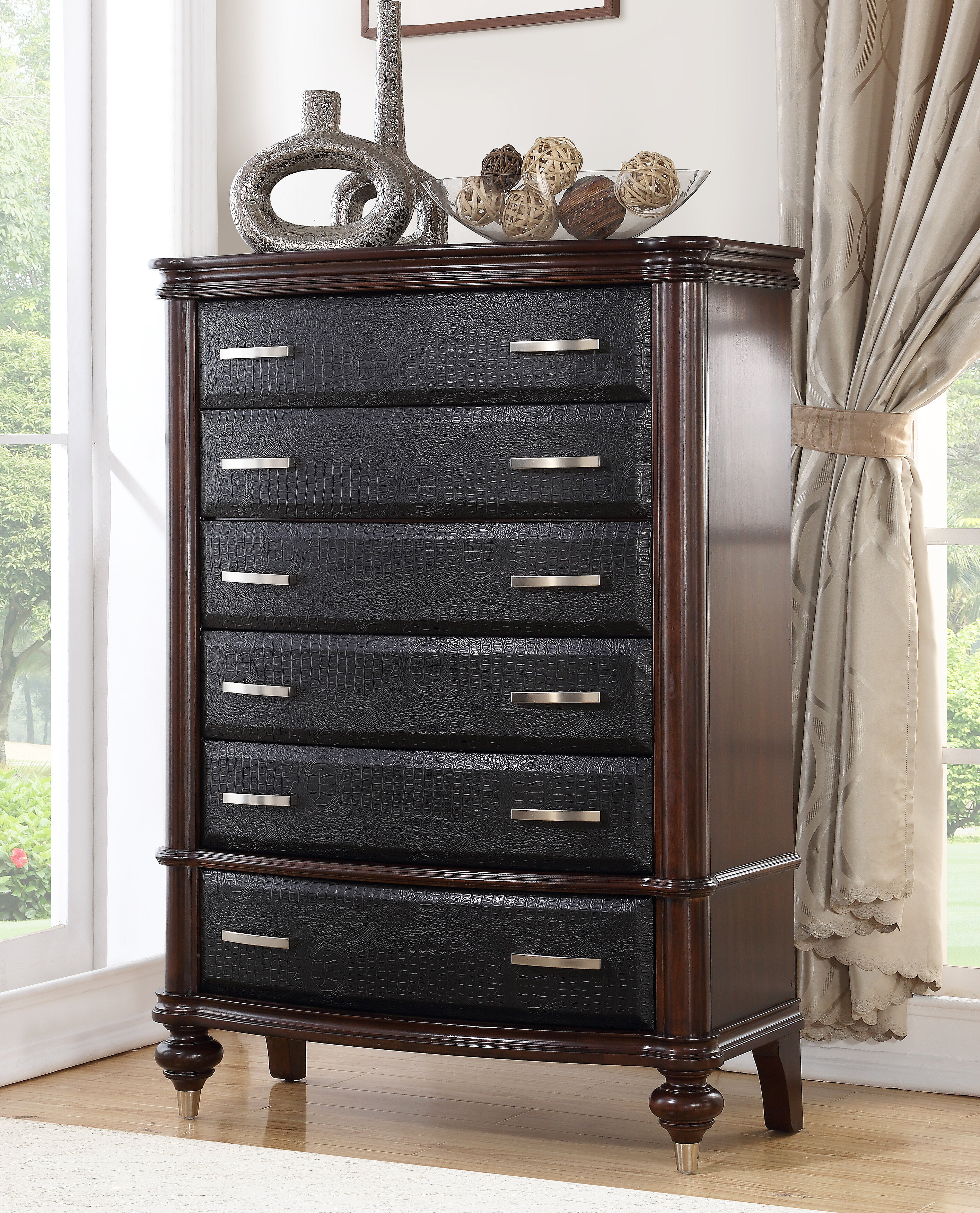 pretty nice 9464a af582 Calveston Luxury 6 Drawer Chest