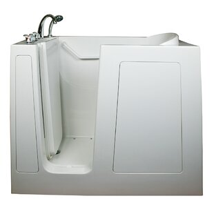 Ella Walk In Baths Deep High Air Massage Whirlpool Walk-In Tub