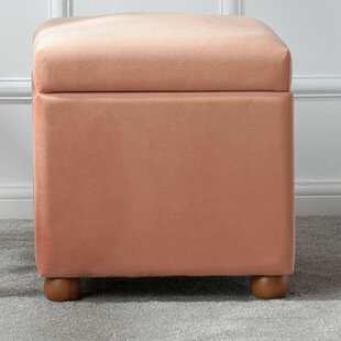 Bement Storage Ottoman by Alcott Hill