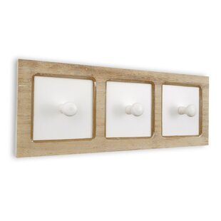 Bollinger Wall Mounted Coat Rack By Brambly Cottage