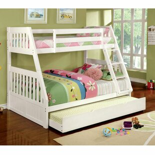 Caitlyn Twin over Full Bunk Bed with Trundle by Hokku Designs