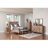 Blanton Standard Solid Wood Configurable Bedroom Set by Foundry Select